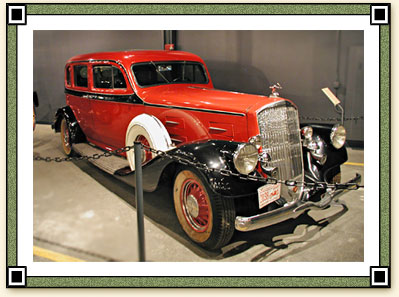 1934 Pierce Arrow
