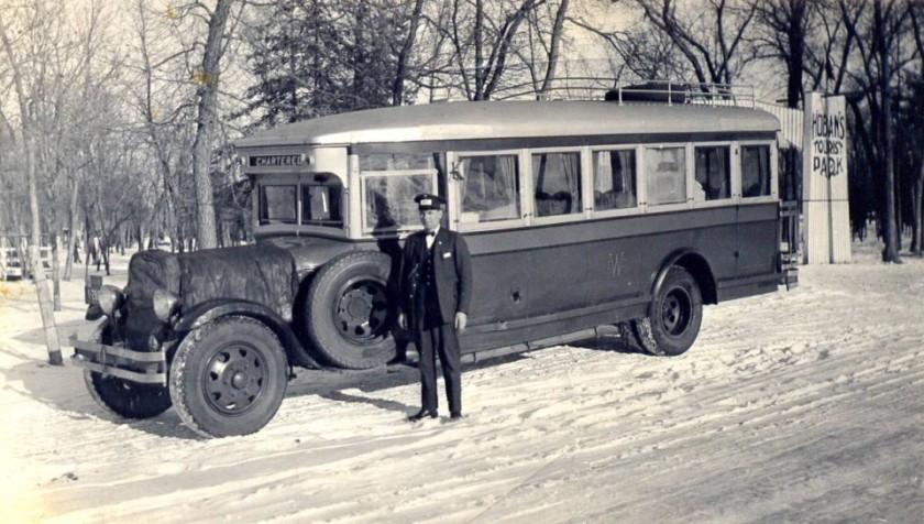 1934 REO Fitzjohn Winnipeg