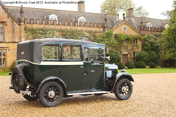 1935 Beardmore Taxi