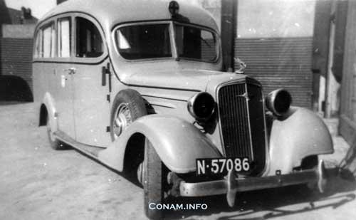 1935 CHEVROLET  Hennekam