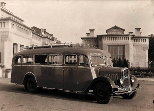 1935 Rochet & Sneider