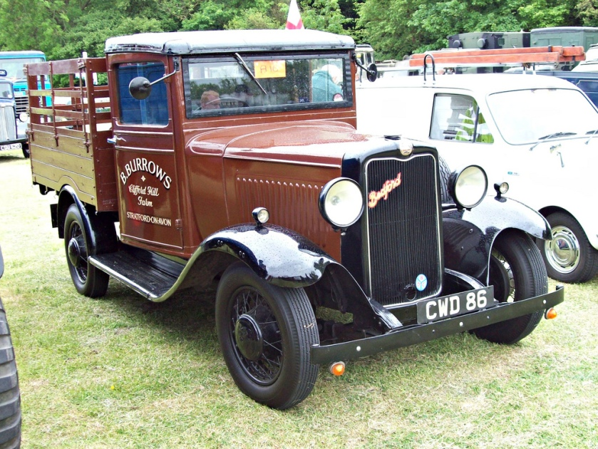 1936 Bedford BYC Pick-Up