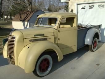 1936 Diamond T 80 Deluxe model 80