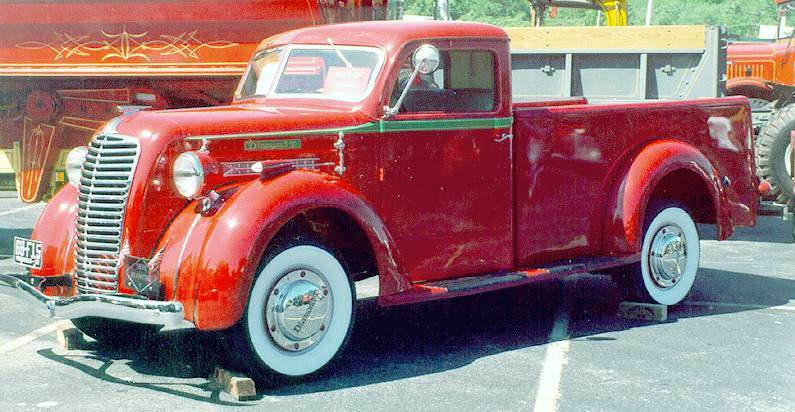 1936 diamond t 80