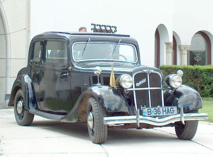 1936 Hanomag Rekord 01 700
