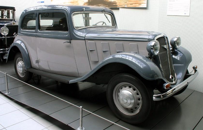 1936 Hanomag-rekord