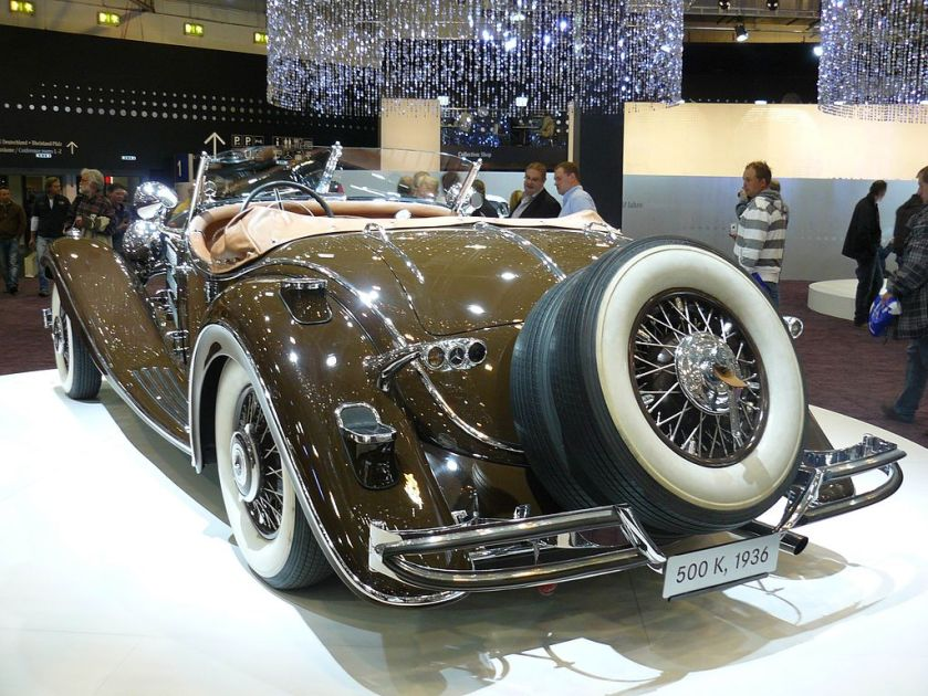 1936 Mercedes Benz 500K