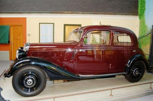 1936 Mercedes-Benz V170