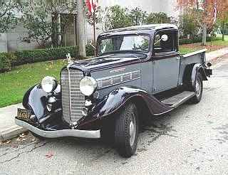 1936 REO Speedwagon Pickup