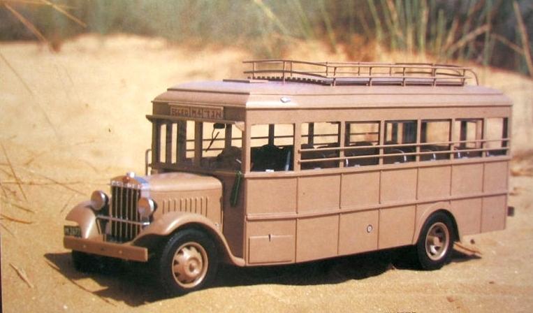 1936 Rio bus Isreal