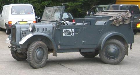 1937-40 Hanomag type 20B