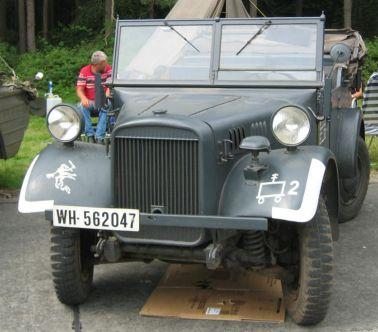 1937-40 Hanomag type 20Ba
