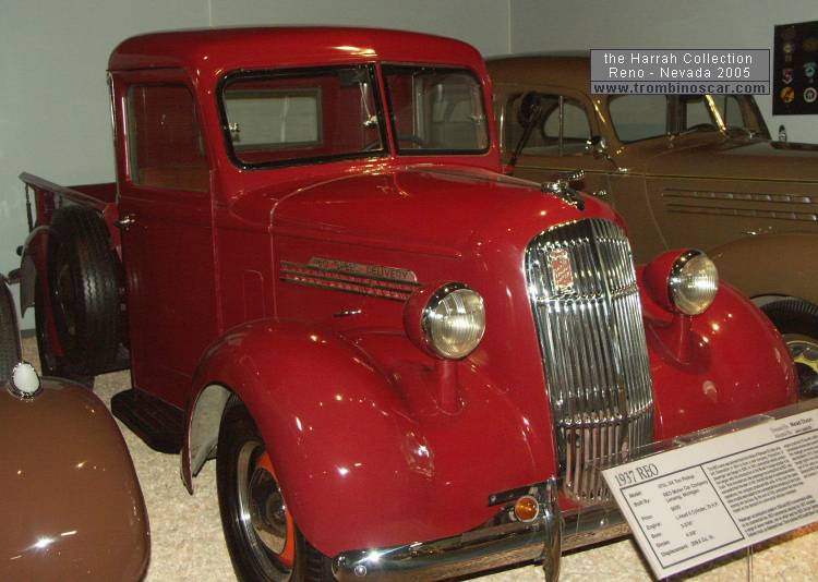 1937 REO Pick Up
