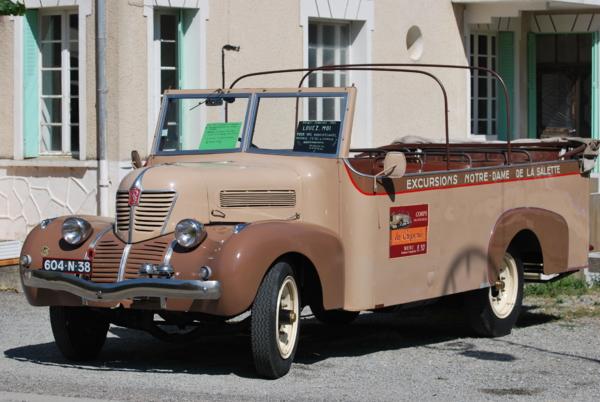 1937 Rochet-Schneider Charabanc