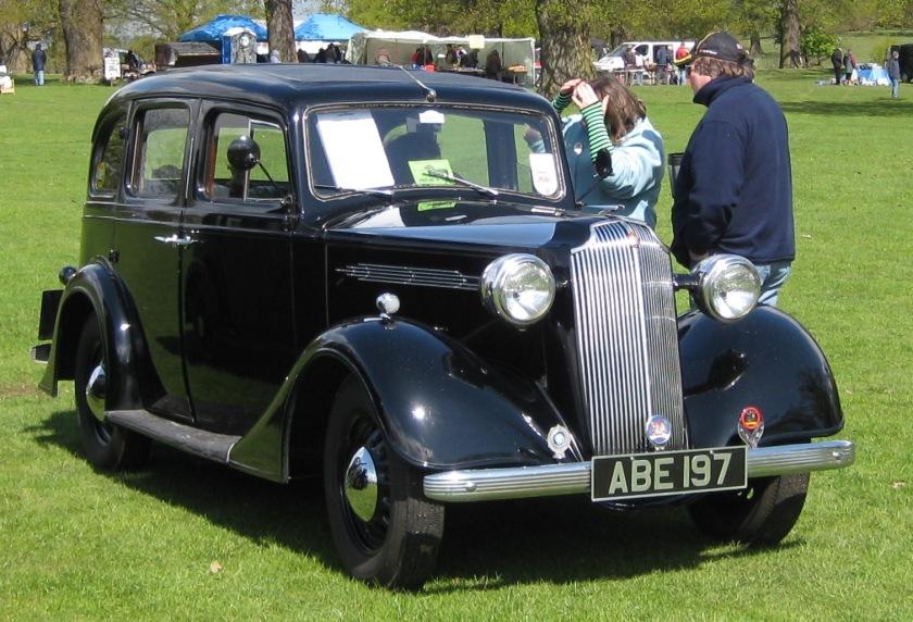 1937 Vauxhall 14