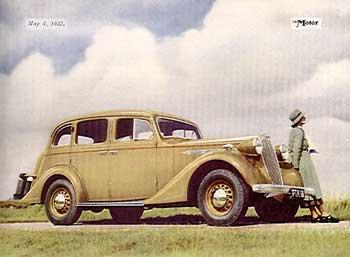 1937 Vauxhall 25