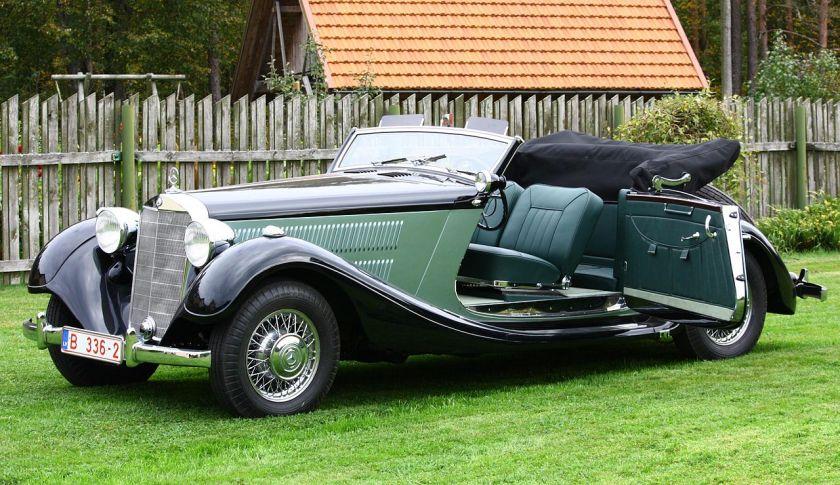 1938-42 Mercedes-Benz 320A