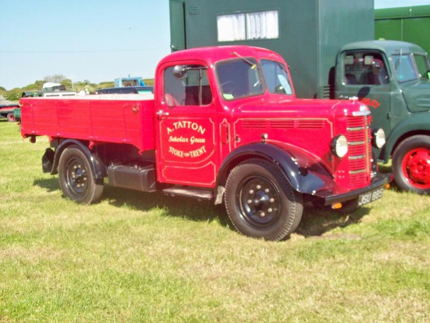 1938 Bedford O type lorry