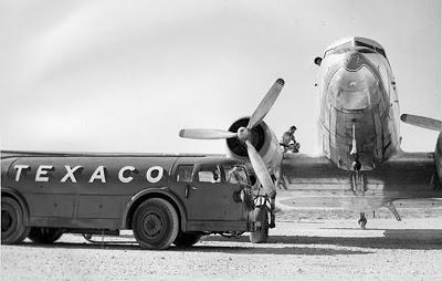 1938 Diamond T Doodlebug fueler tanker truck
