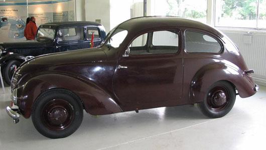 1938 Hanomag 1.3 Liter Autobahn