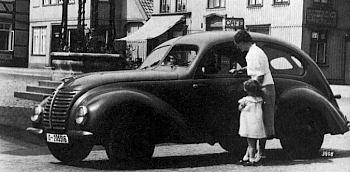 1938 Hanomag 1,3 liter