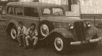 1938 Hanomag record