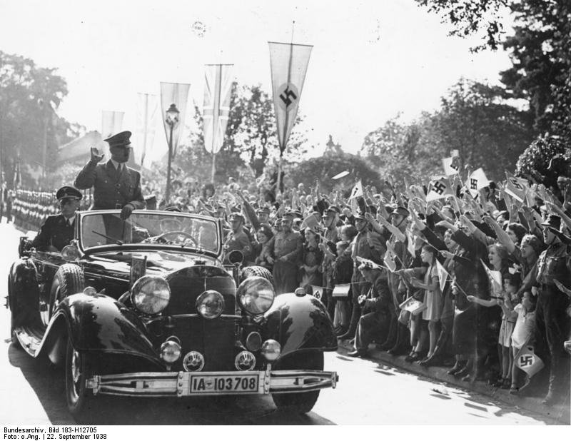 Bad Godesberg, Vorbereitung Münchener Abkommen