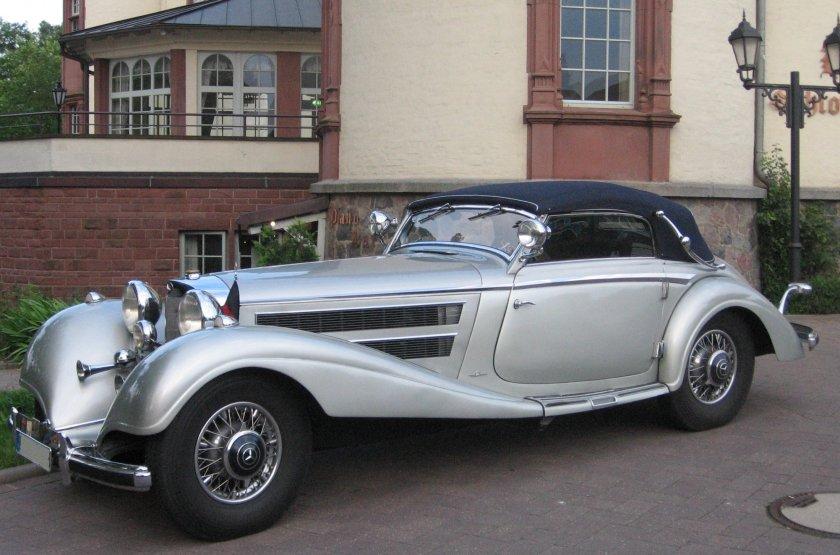 1938 Mercedes-Benz