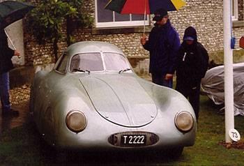 1938 porsche 64k10a