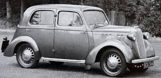 1938 Vauxhall 12-4