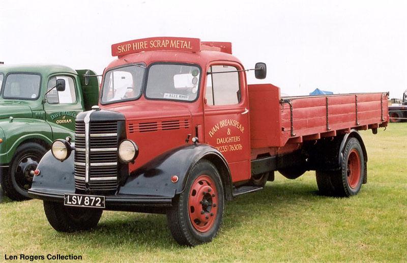 1939 Bedford O series