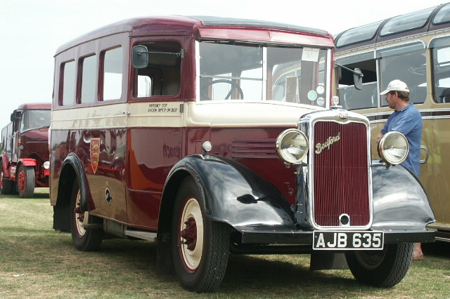 1939 Bedford WHB