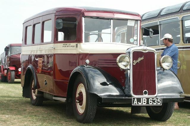 1939 Bedford WHB