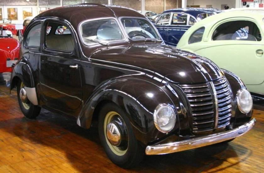 1939 Hanomag 1.3 Liter