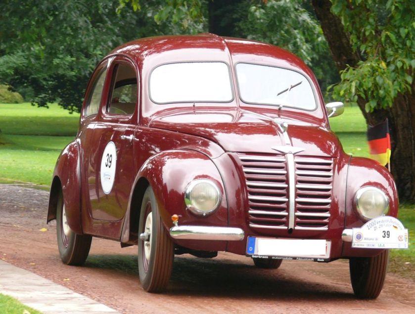 1939 Hanomag 1,3 Liter