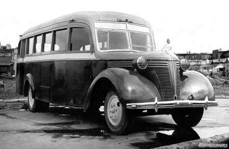 1939 ZIS-16 USSR