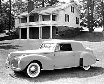 1940-41 Lincoln Continental