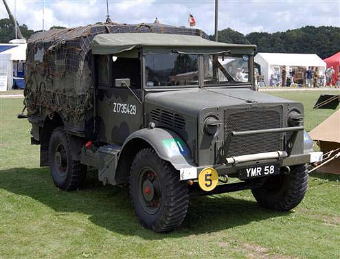 1940 bedford-MW-truck