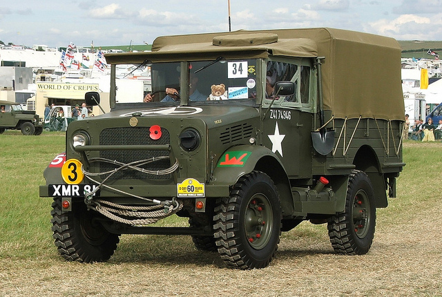 1940 Bedford MW XMR81