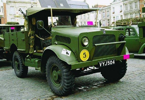1940 Bedford MWG