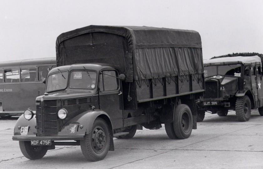1940 Bedford OL 3Ton 4x2 Cargo (MDF 475 F)