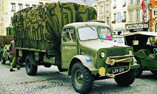 1940 Bedford OYD