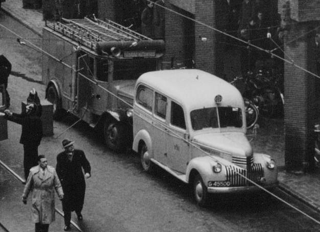 1940 Chevrolet G-45500