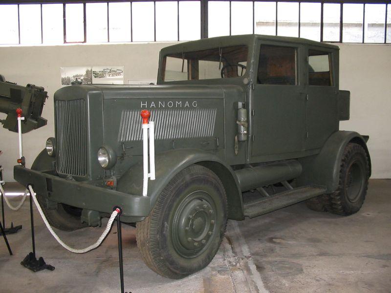 1940 Hanomag SS 100