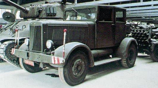 1940 Hanomag SS100W