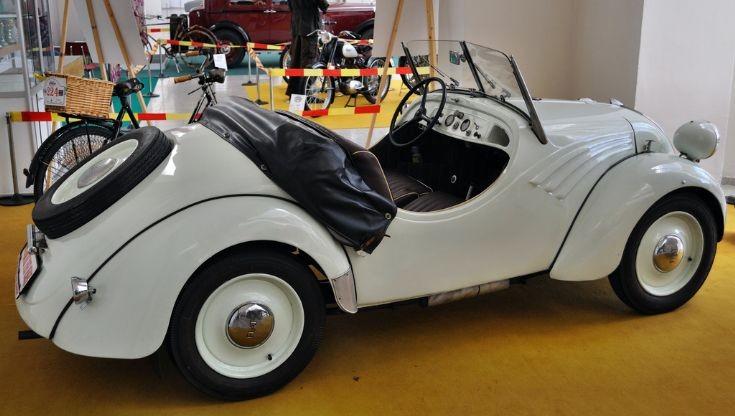 1940 NSU-Fiat 500 Topolino Spider