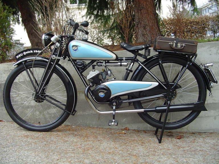 1940 NSU Ouick 98cc