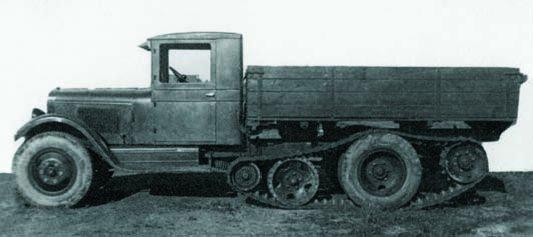 1940 ZIS-35