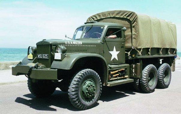 1941 Diamond Т-968, 6x6