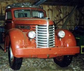 1941 Diamond T 406 1941